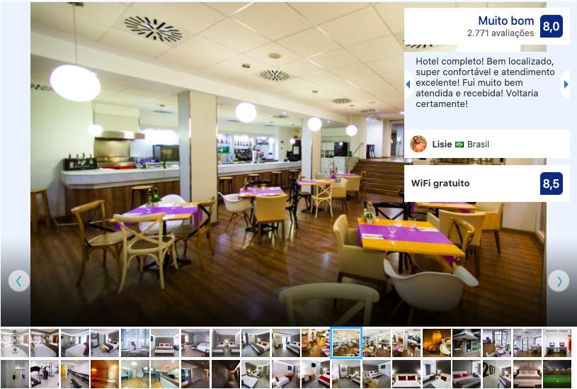 Sweet Hotel Renasa em Valência