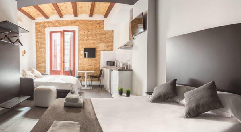 Dicas de hotéis em Valência - rede Sweet