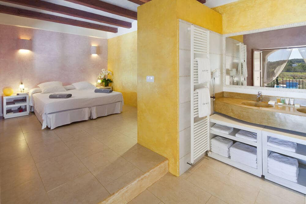 Hotel Ca Na Xica - quarto