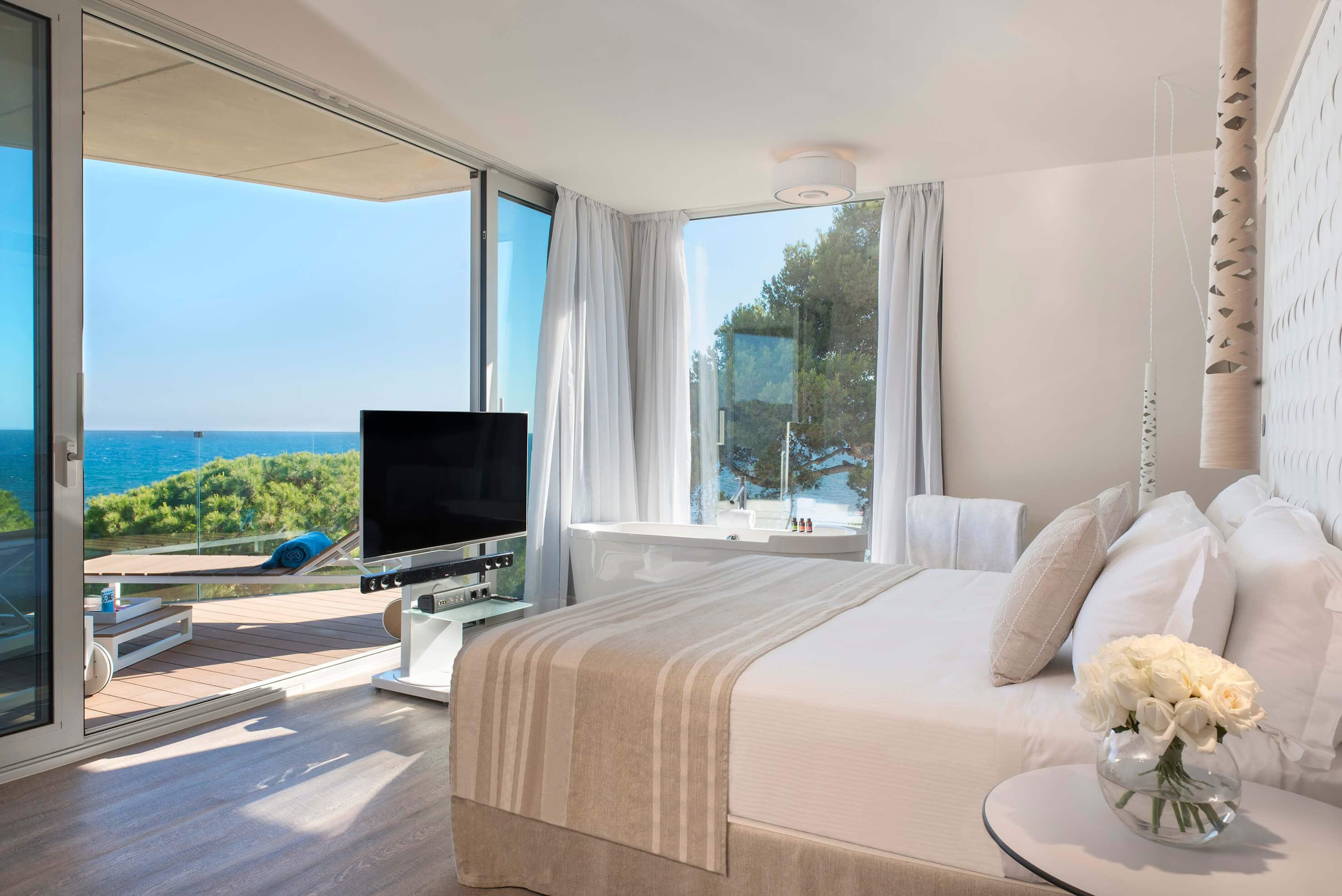 Hotel Me Ibiza - quarto