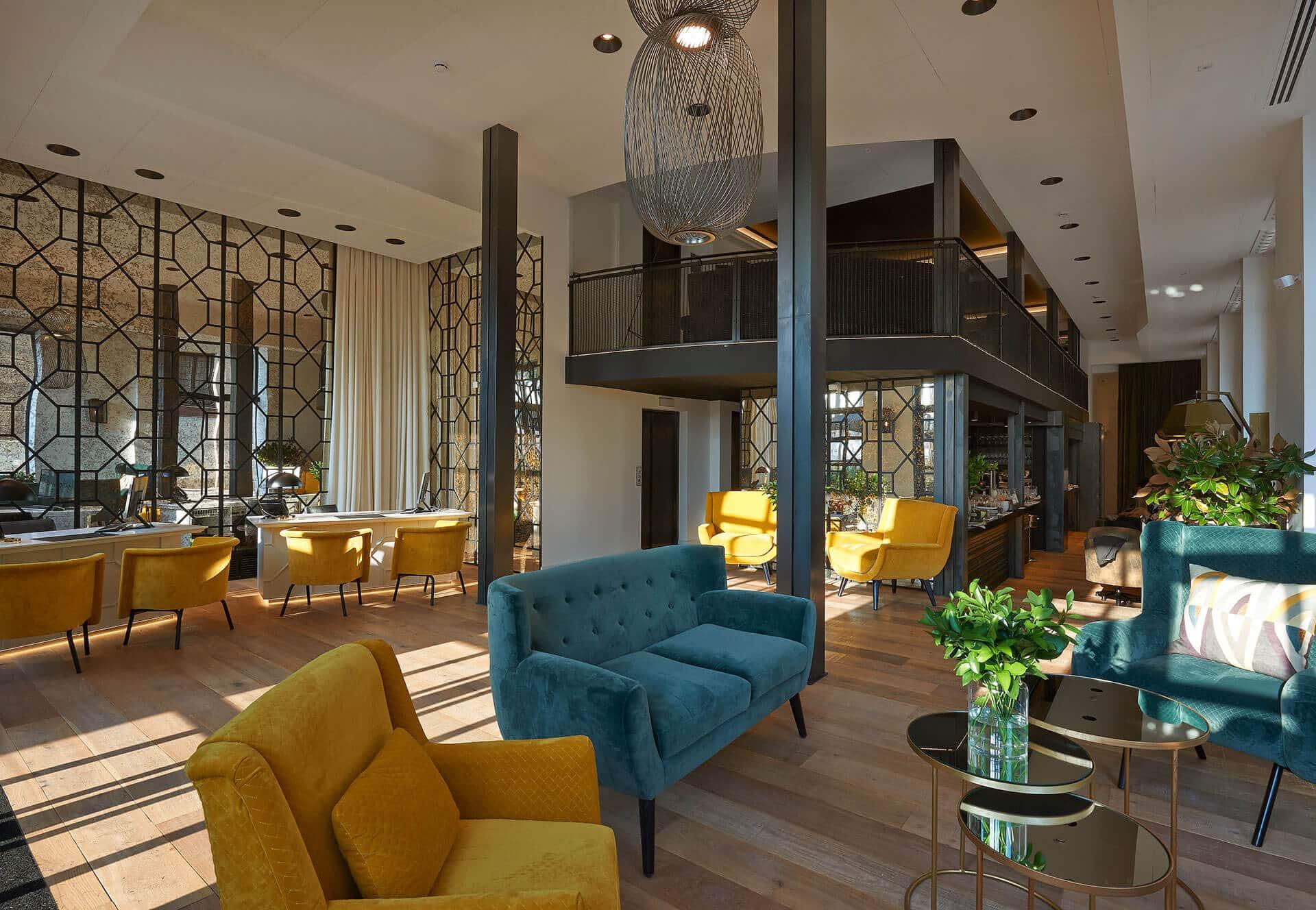 Melhores hotéis em Barcelona - Hotel The Serras