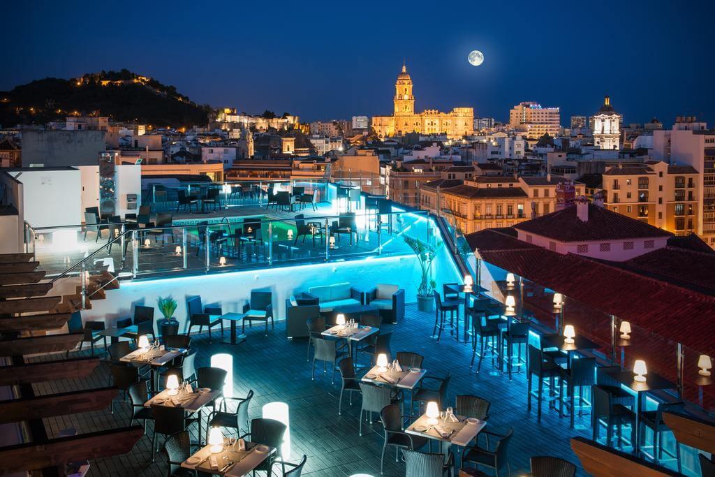 Melhores hotéis em Málaga - Hotel Salles