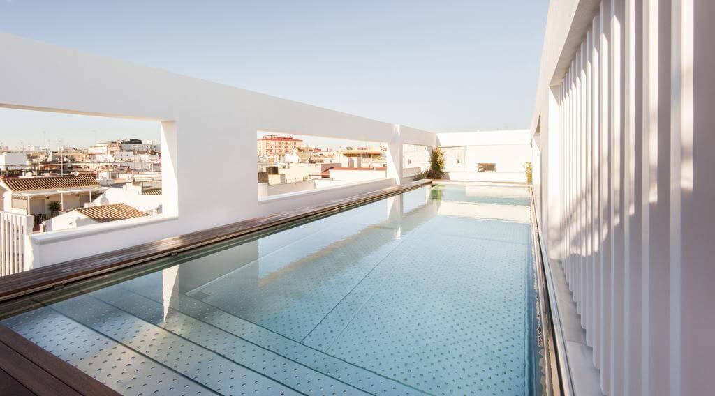 Melhores hotéis em Sevilha - Mercer