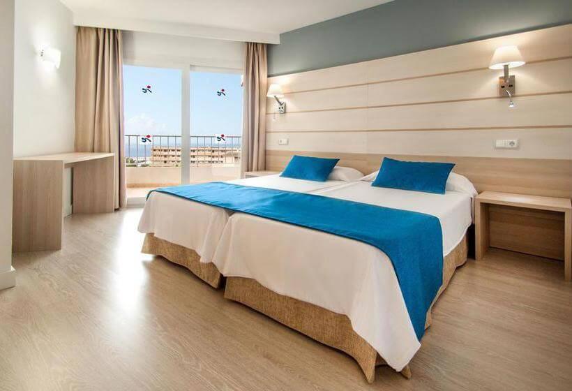 Hotel OLA Tomir em Maiorca - quarto