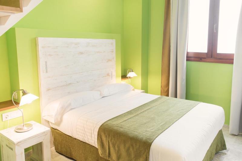 Hotel Ad Hoc Carmen em Valência - quarto