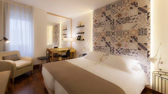 Hotel Vincci Soma em Madri - quarto