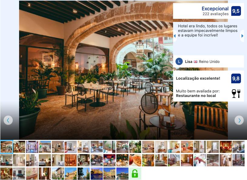 Boutique Hotel Can Cera em Maiorca