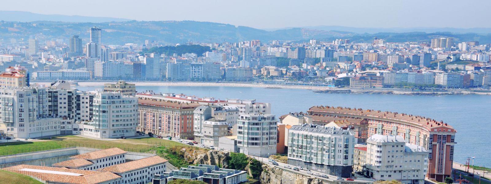 Hospedagem em A Coruña