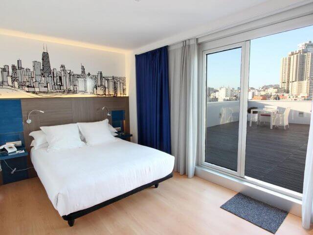 Dicas de hotéis em A Coruña