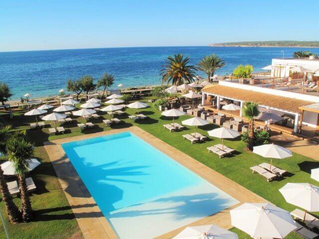 Dicas de hotéis em Formentera