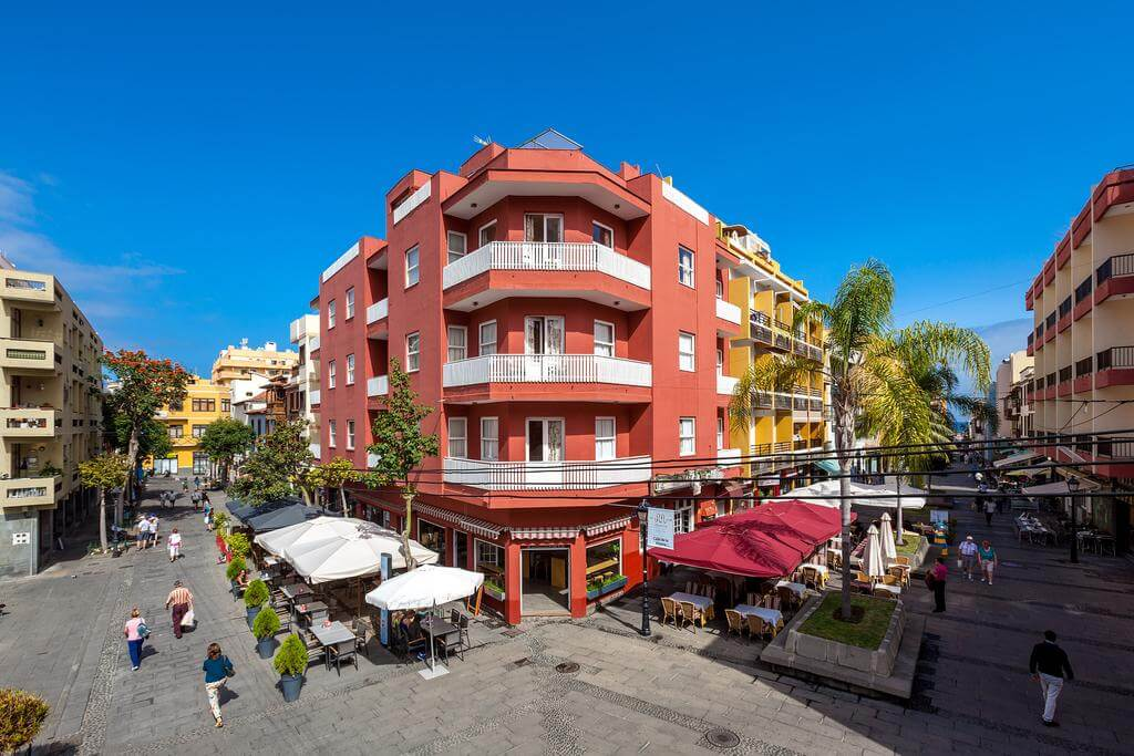 Hotel em Tenerife