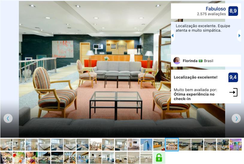 HotelNH A Coruña Centro