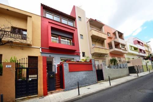 Dream Plaza em Tenerife - fachada