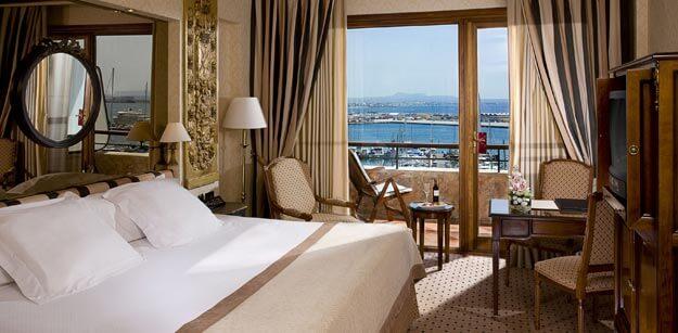 Hotel Gran Melia Victoria em Maiorca - quarto