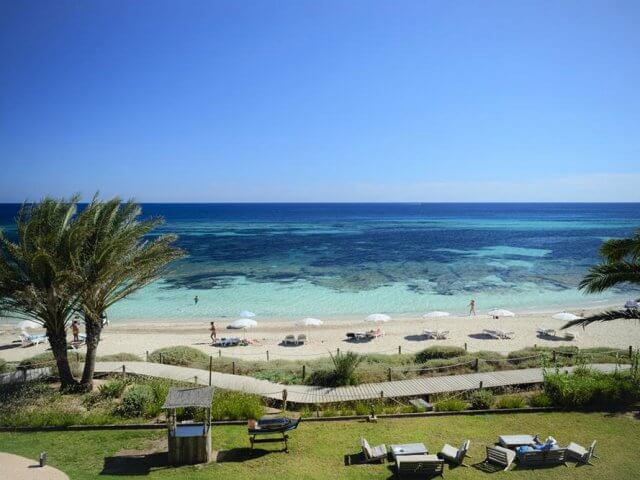 Hotéis bons e baratos em Formentera
