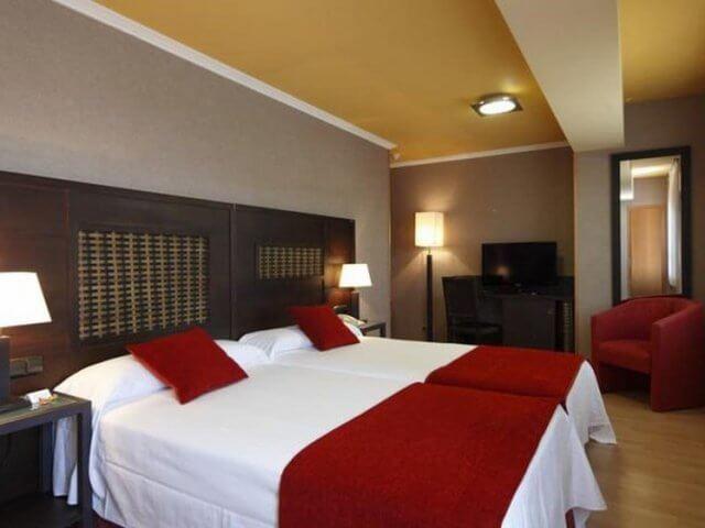 Hotéis Bons e Baratos em Santiago de Compostela