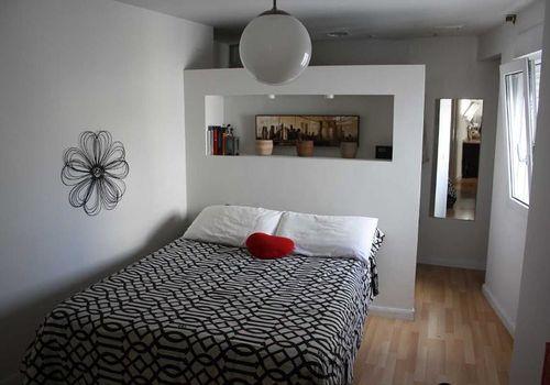Hostal San Francisco em Cádiz - quarto