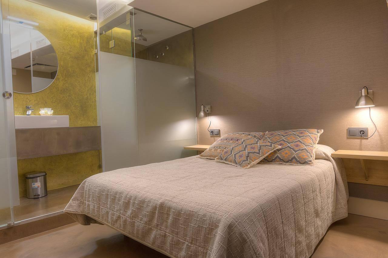 Hotel Los Patios em Córdoba - quarto