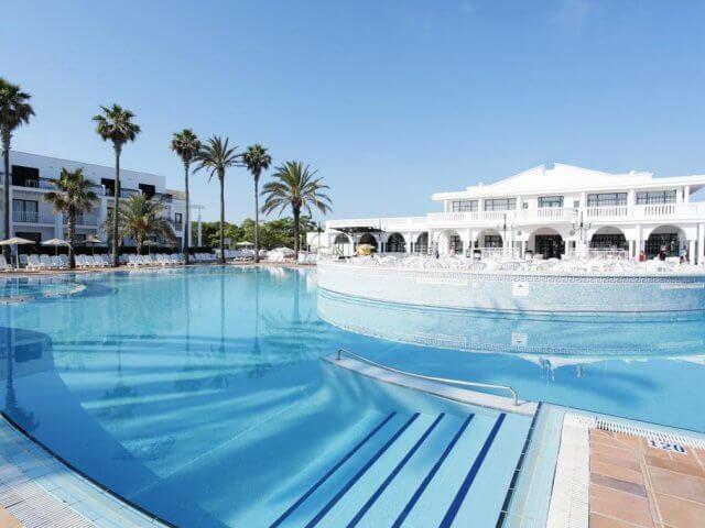 Melhores hotéis em Menorca