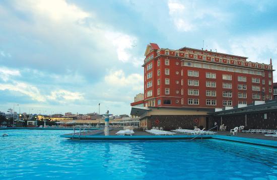 Melhores hotéis em A Coruña - NH Finisterre