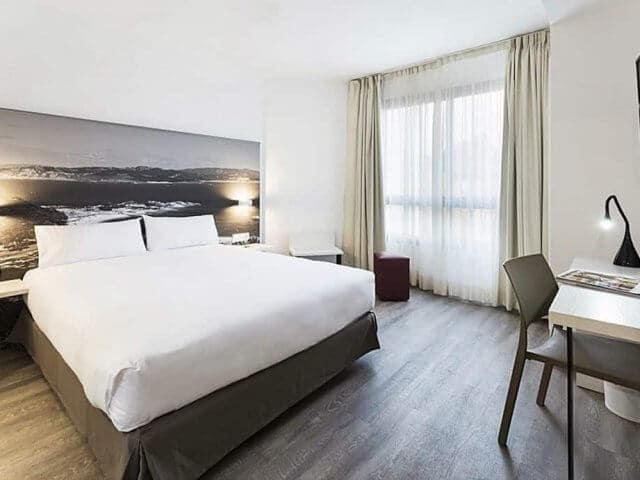 Hotéis bons e baratos em Vigo