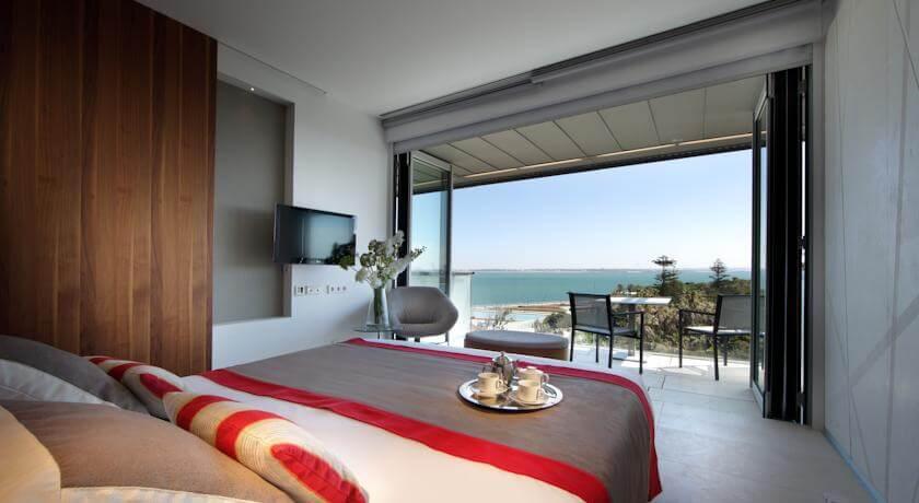 Hotel Parador de Cádiz - quarto