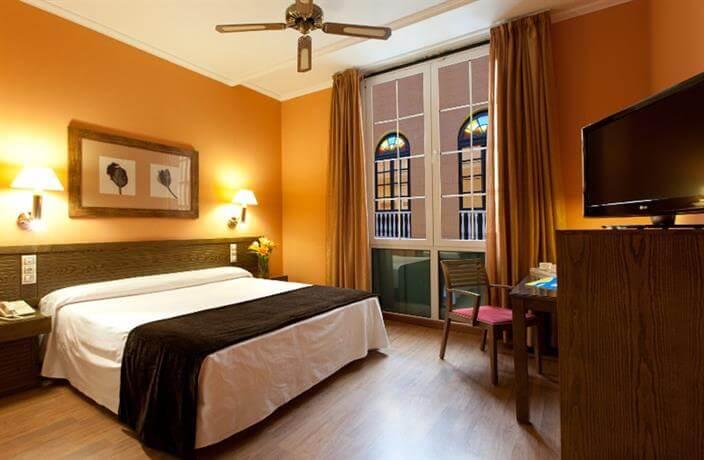 Senator Cádiz Spa Hotel- quarto