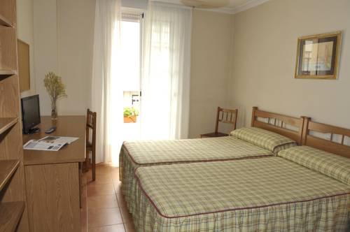 Hotel PR Nimo em Santiago de Compostela - quarto