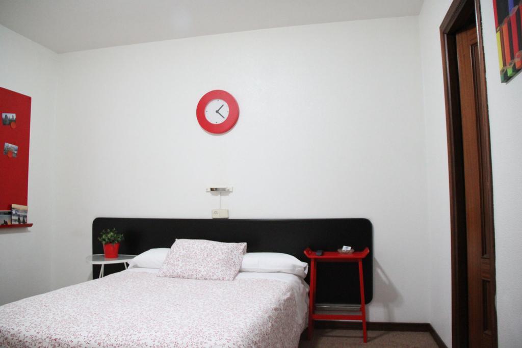 Quarto do Hotel - Pensión Las Rías em A Coruña