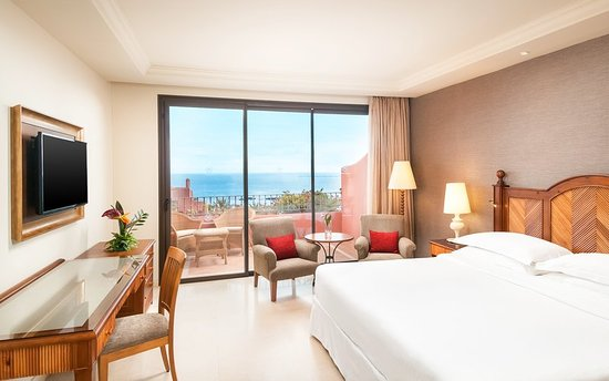 Hotel Sheraton La Caleta Resort & Spa em Tenerife - quarto