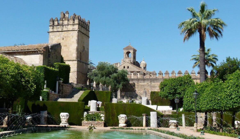 Reales Alcázares em Sevilla