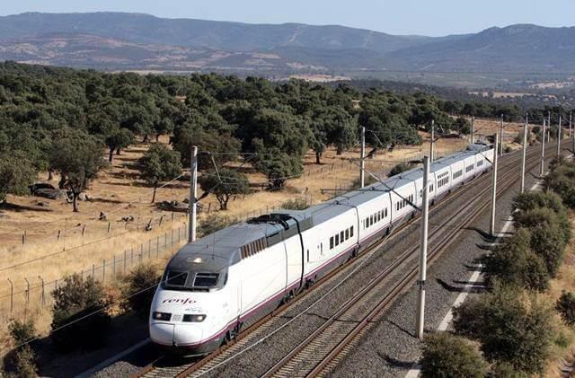 Viagem de trem de Córdoba a Granada