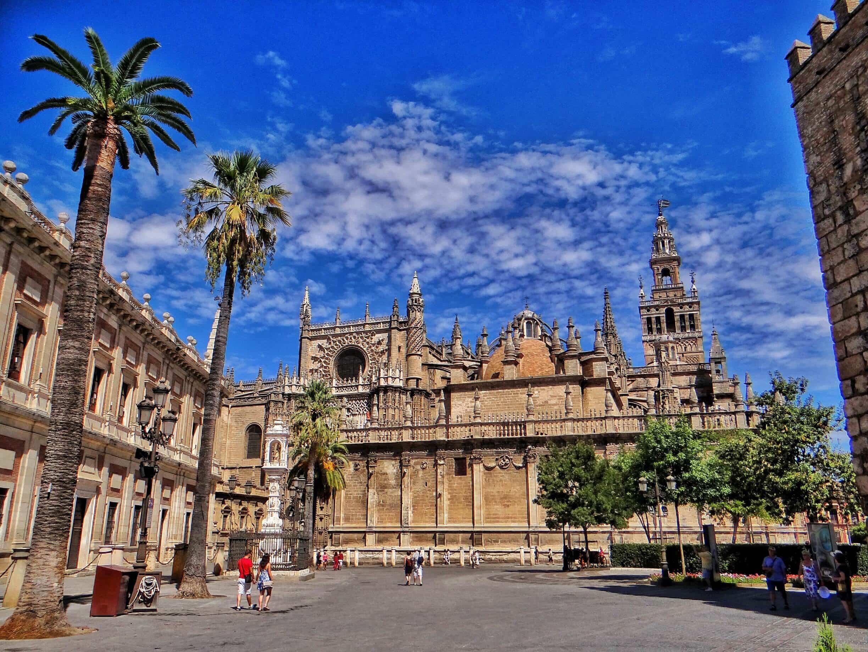 Bairros de Sevilha - Catedral