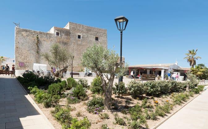 Sant Ferran de ses Roques em Formentera
