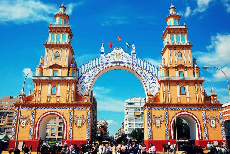 Bairro Los Remedios - Feria de Abril