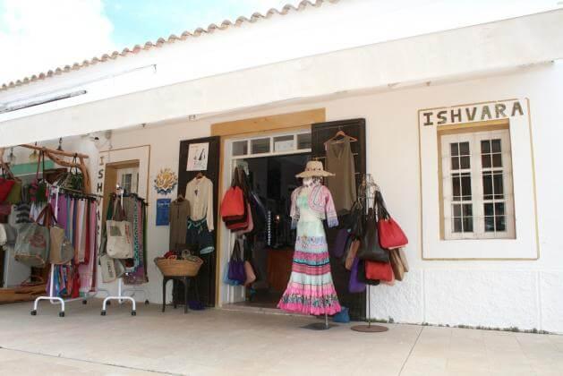 Comprar roupa e acessórios em Formentera - Ishvara
