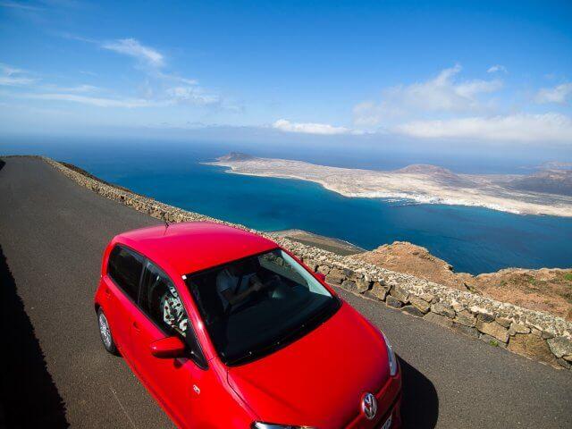 Aluguel de carro em Lanzarote: Dicas incríveis