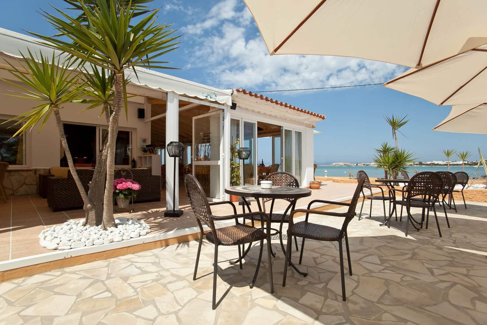 Restaurante Florit em Formentera