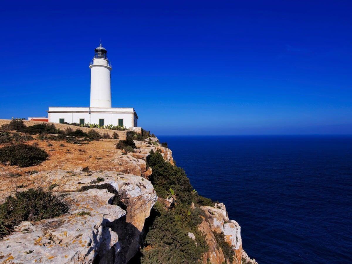 Faro de la Mola em Formentera