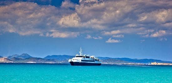 Ferry até Formentera