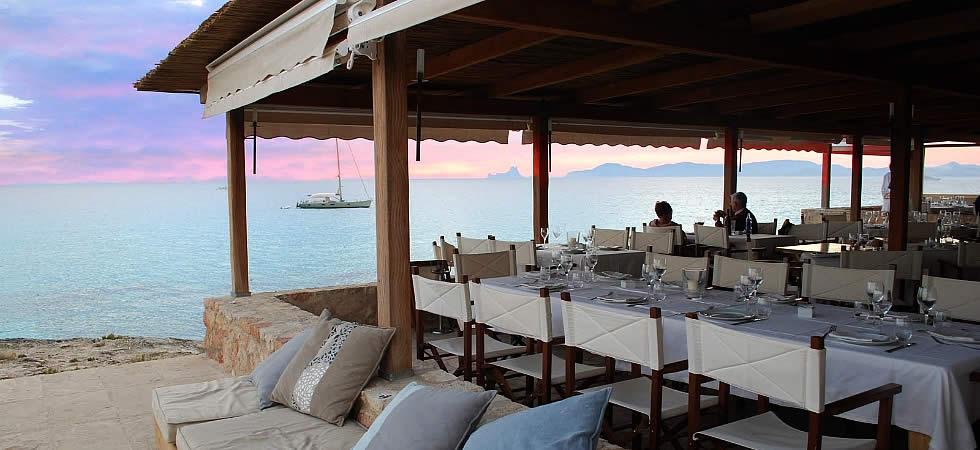 Restaurantes em Formentera