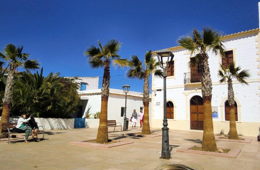 Sant Francesc Xavier em Formentera