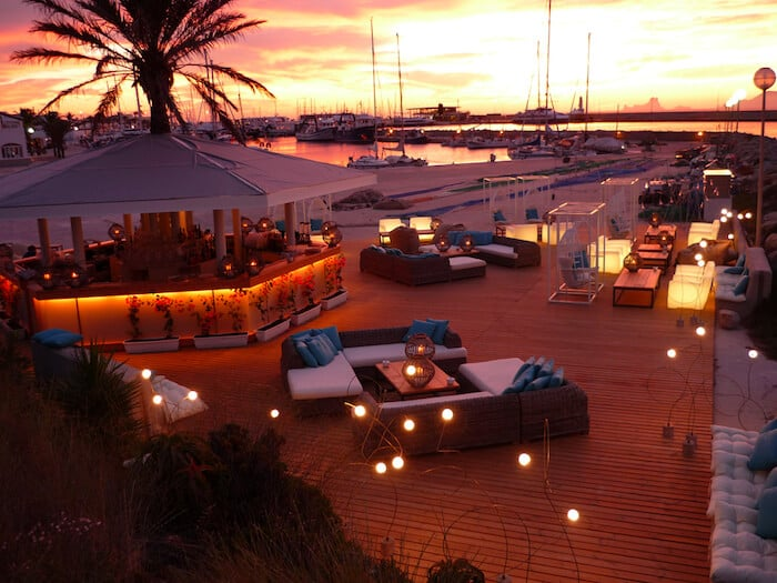 Chill out em Formentera