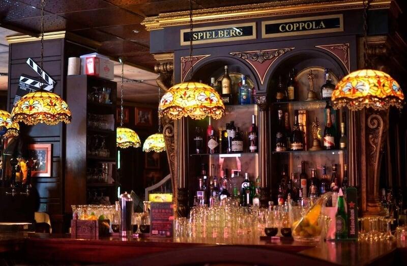 Bar em Málaga