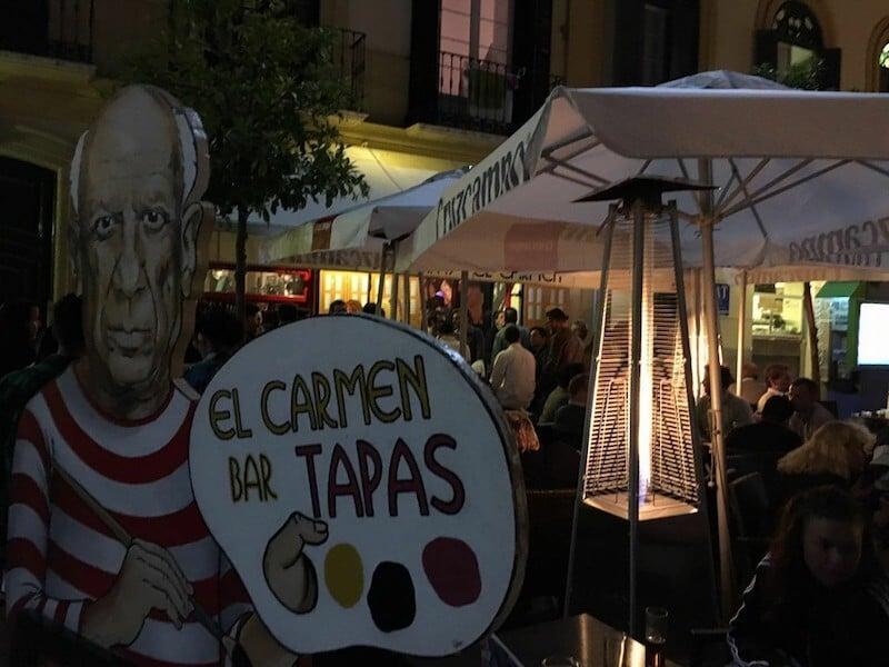 Bar El Carmen Gay Friendly