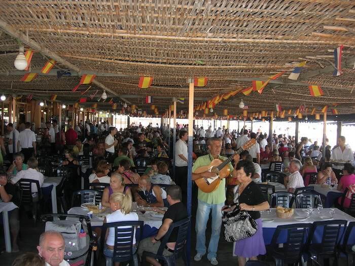 Restaurante El Tintero em Málaga
