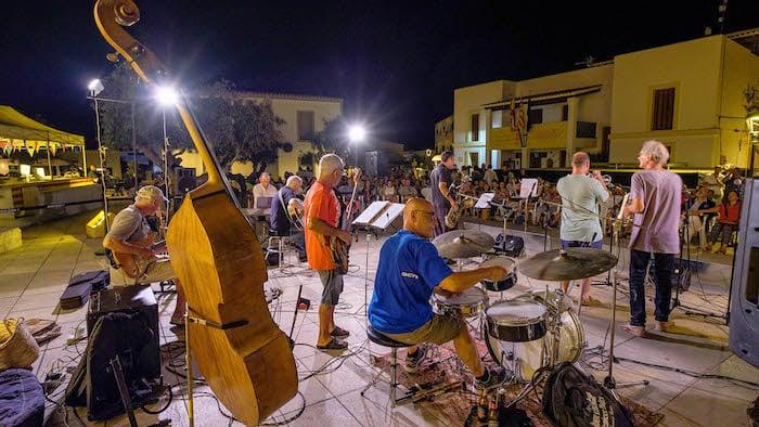Jazz em Sant Frances - Formentera