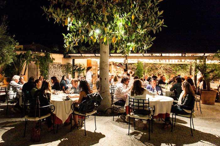 Restaurante Can Carlos em Formentera
