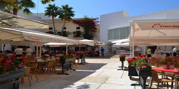 Restaurante em Málaga