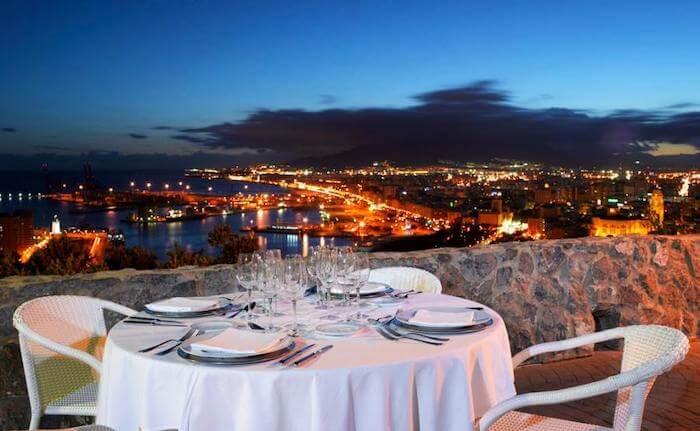 Melhores restaurantes em Málaga